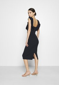 WAL G. - HUNTER BUCKLE DRESS - Cocktail dress / Party dress - navy - 2
