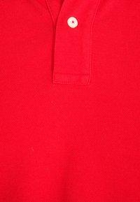 GANT - THE ORIGINAL RUGGER - Poloshirt - bright red - 4