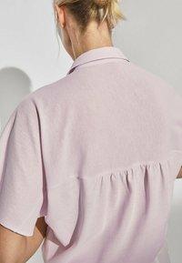 Massimo Dutti - Blouse - neon pink - 2