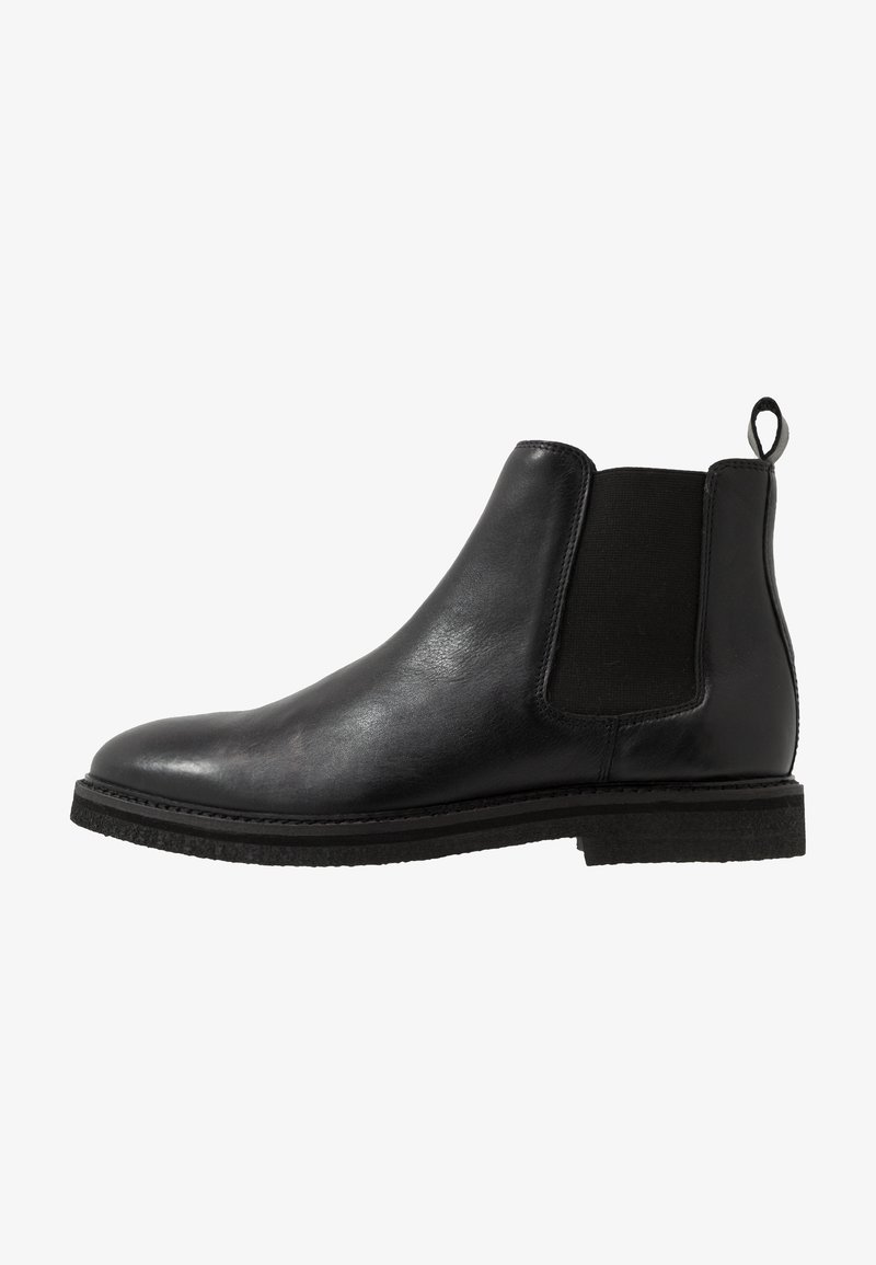 Walk London - SLICK CHELSEA - Classic ankle boots - black