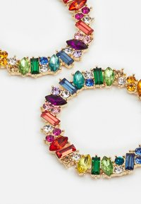 Pieces - PCCAMMI HOOP EARRINGS - Korvakorut - gold-colored - 2