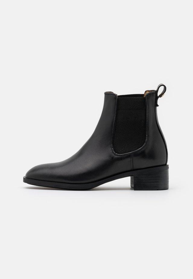 DELLAR CHELSEA - Classic ankle boots - black