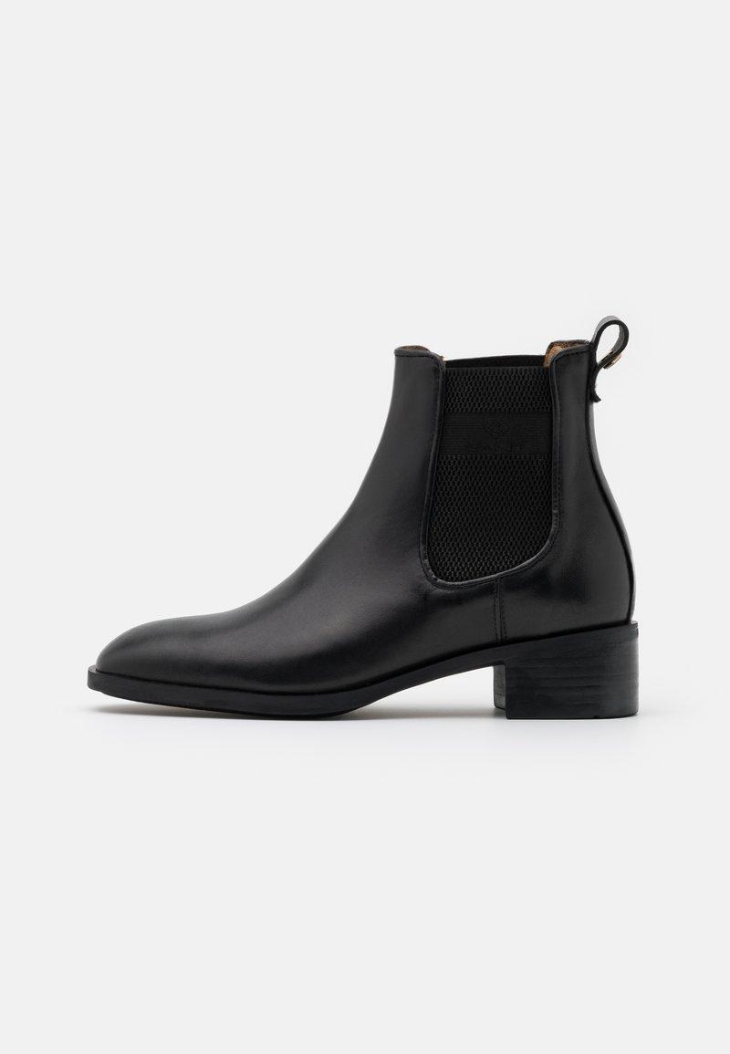 GANT - DELLAR CHELSEA - Kotníkové boty - black