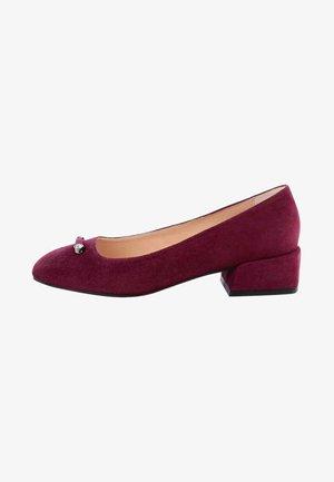 ANTEA - Classic heels - red