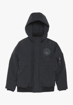 THEIGO - Zimní bunda - deep black