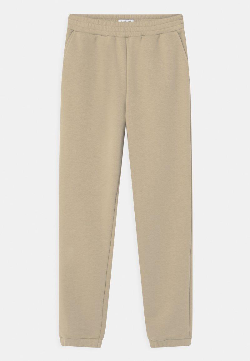 Grunt - LILIAN - Teplákové kalhoty - coffee brown