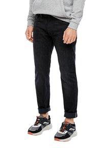 s.Oliver - Straight leg jeans - grey - 3