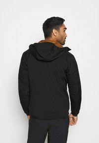 Arc'teryx - ATOM LT HOODY MEN'S - Giacca outdoor - black - 2