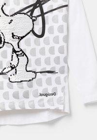 Desigual - Jumper - white - 4