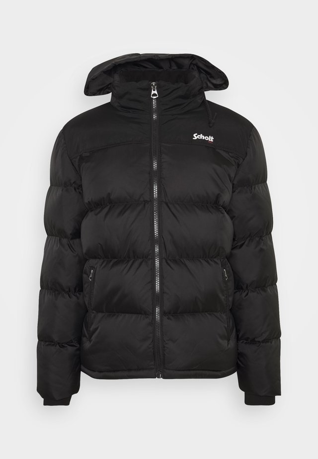 UTAH UNISEX - Winter jacket - black