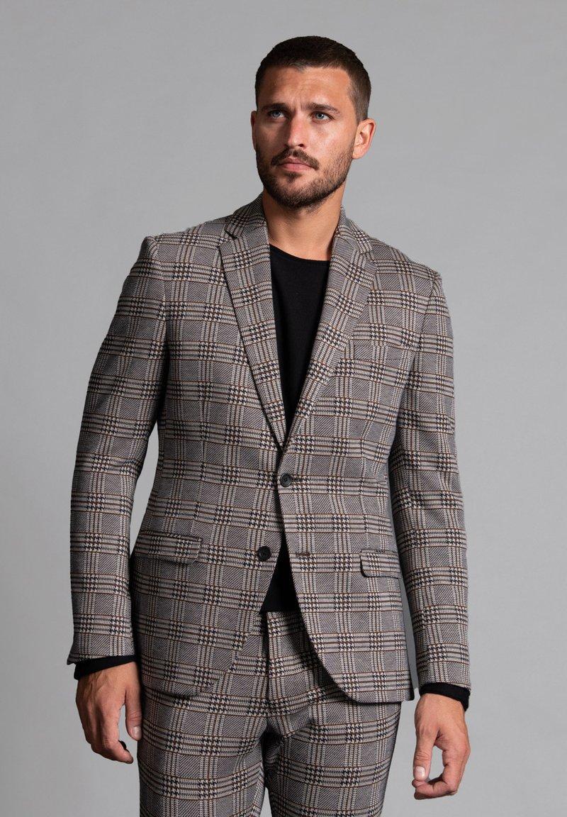 WORMLAND - JARRETT - Suit jacket - braun