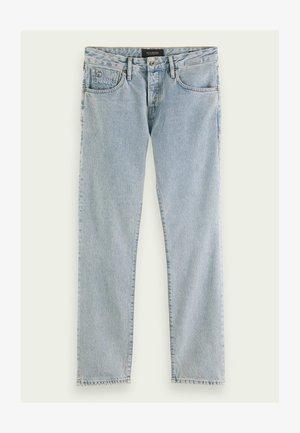 Straight leg jeans - street beach