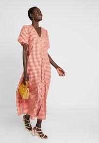 YAS Tall - YASANA LONG DRESS - Day dress - pink - 2