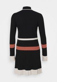 MAX&Co. - CINEMA - Jumper dress - black pattern - 1