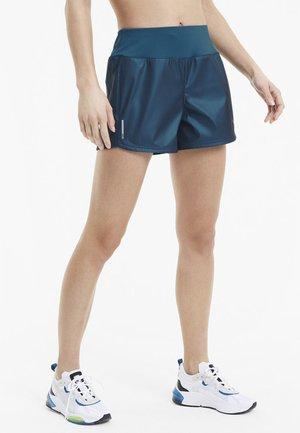 Sports shorts - digi-blue
