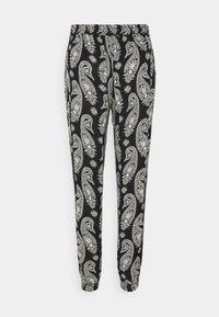 Kaffe - AMBER PANTS - Trousers - black - 1