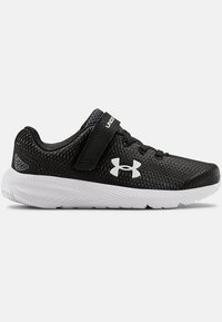 Under Armour - PURSUIT  - Sneakers laag - black - 4