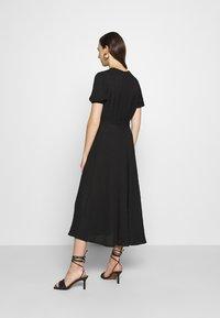 Samsøe Samsøe - DECORA DRESS - Day dress - black - 2