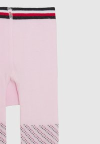 Tommy Hilfiger - BABY TIGHTS SMALL DOTTED STRIPE - Panty - pink combo - 2
