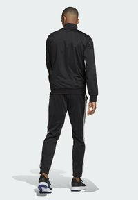 adidas Performance - Tracksuit - top:black/white bottom:black/white - 2