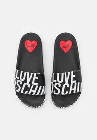 Love Moschino - Mules - nero - 4