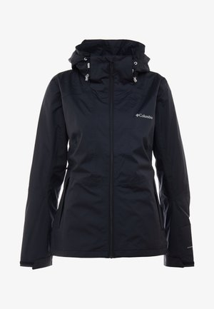 WINDGATES JACKET - Hardshell jacket - black