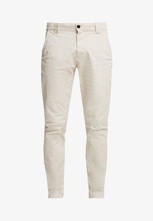 SCANTON PANT - Chino kalhoty - pumice stone