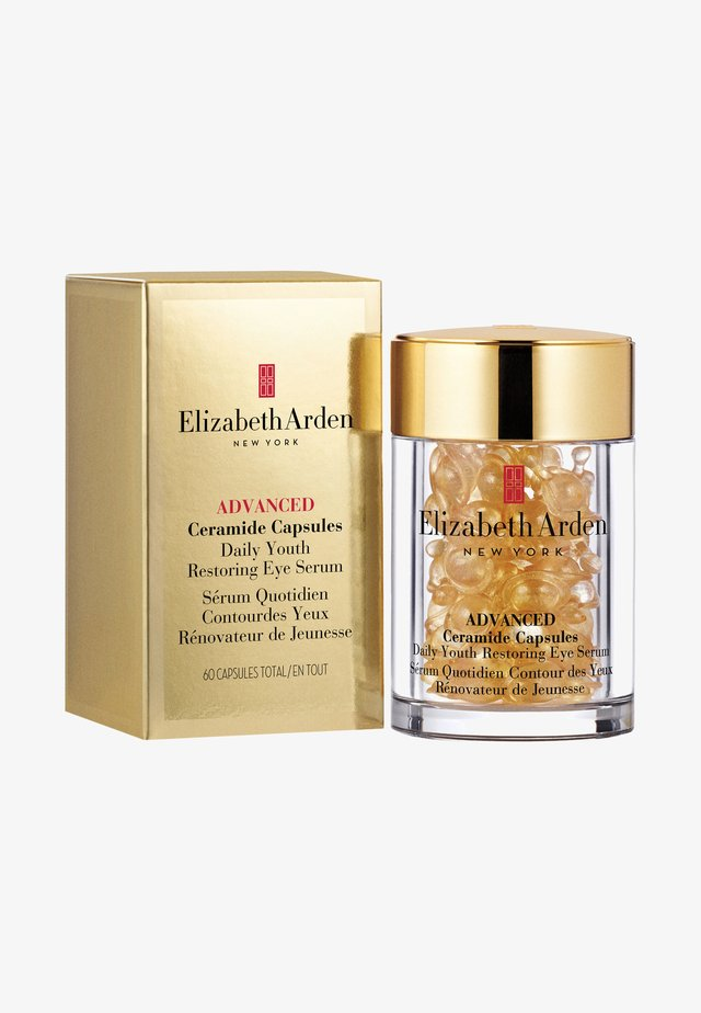 CERAMIDE ADVANCED DAILY YOUTH RESTORING EYE SERUM - Huidverzorgingsset - -