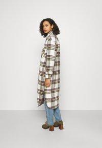 Object Tall - LONG COAT  - Classic coat - white - 2