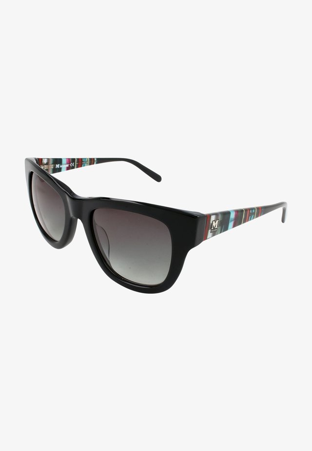 Sunglasses - black/white