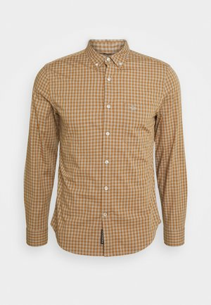 ALPHA ICON - Shirt - jiminez dark ginger