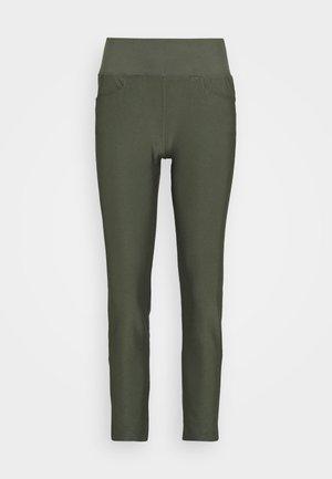 PANT - Kalhoty - thyme