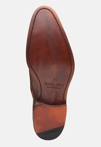 SHOEPASSION - NO. 5424 - Smart slip-ons - brown - 3