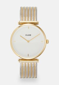 Cluse - TRIOMPHE - Watch - gold-coloured/silver-coloured/white - 0