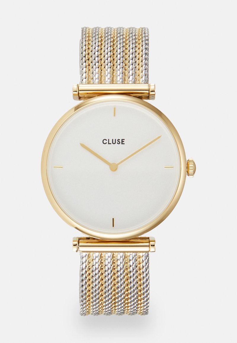 Cluse - TRIOMPHE - Watch - gold-coloured/silver-coloured/white