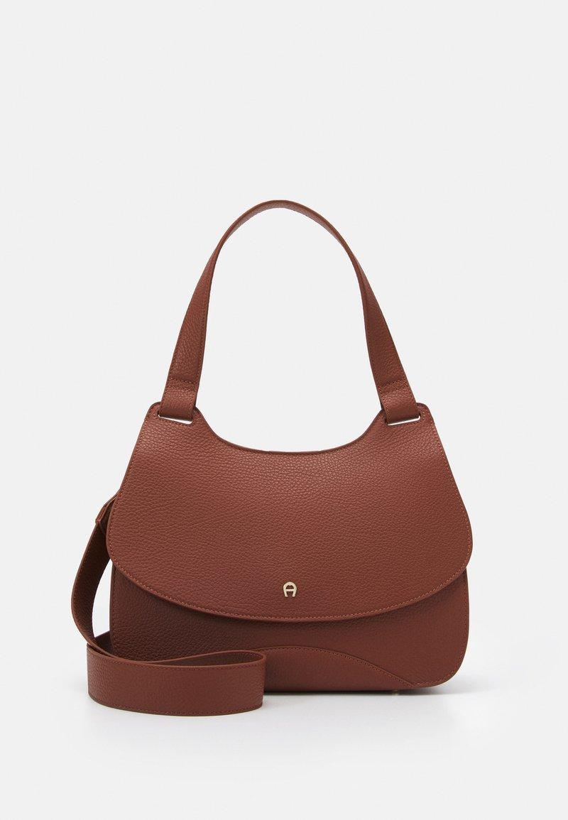 AIGNER - SELMA BAG - Handbag - cognac