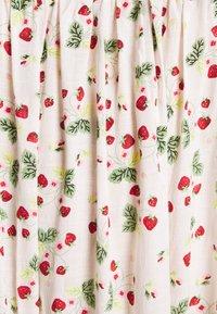 byTiMo - SMOCKING BABYDOLL DRESS - Day dress - strawberries - 5