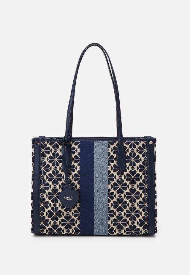 MEDIUM TOTE - Shopping bag - blue/multi