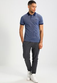 GANT - OXFORD RUGGER - Polo - persian blue - 1