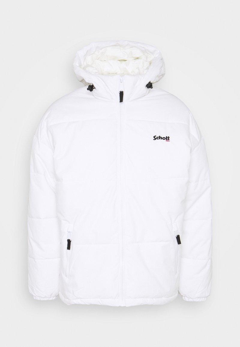 Schott - JKTALASKA - Winter jacket - white
