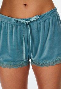 Hunkemöller - Pyjama bottoms - green - 0