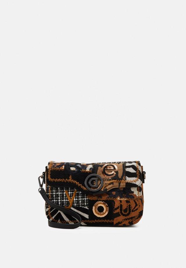 BOLS NEW AMORGOS - Handbag - black