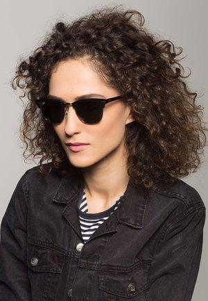 0RB3016 CLUBMASTER - Sonnenbrille - schwarz/goldfarben