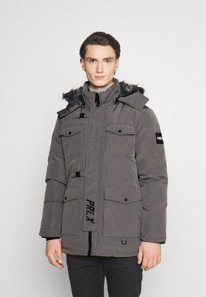 GALACTIC TECH JACKET - Winter coat - dark grey