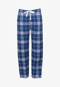 Cyberjammies - Pyjamahousut/-shortsit - blue chks - 3