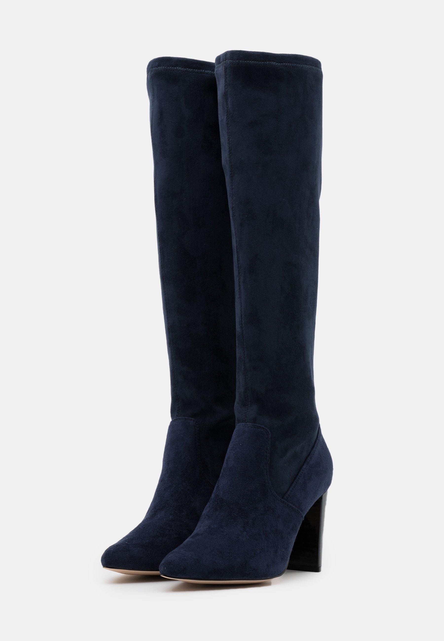 Caprice High Heel Stiefel ocean/dunkelblau