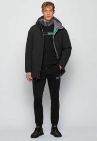 BOSS - Gewatteerde jas - black - 1