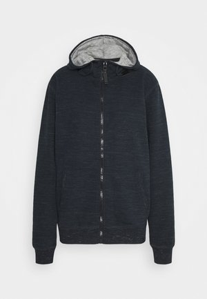 HUGO - veste en sweat zippée - navy mix