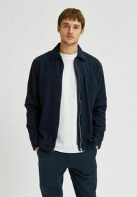 Selected Homme - Giacca leggera - navy blazer - 0