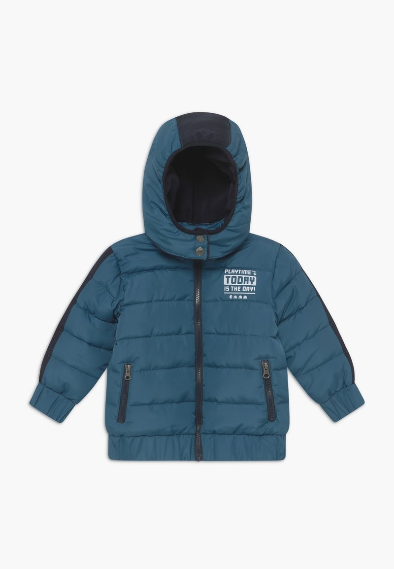 Blue Seven - KIDS RETRO GAMING - Winter jacket - pacific